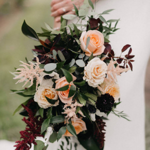 The Vine Styled Shoot - Bouquet