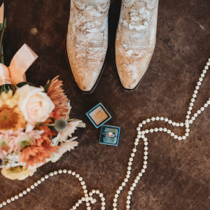 Barn at Willowynn Styled Shoot- Flat Lay