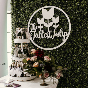 Our Booth - The Big Fake Wedding 2019