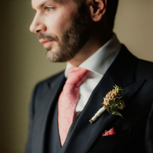 Clint and Stacy Wedding- Boutonniere