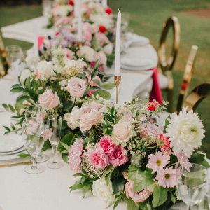 Table Meadow - Gold and Gilded Styled Shoot 2020