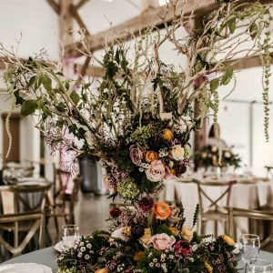 Table Garden - The Big Fake Wedding 2019