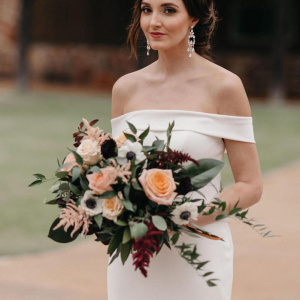 The Vine Styled Shoot- Bridal Bouquet