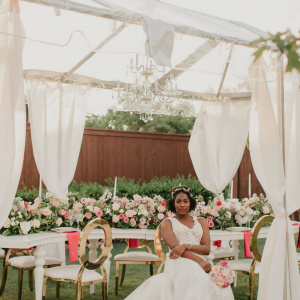 Head Table - Gold and Gilded Styled Shoot 2020