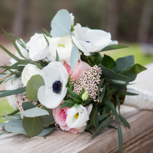 Bridal Bouquet - Samantha and Ryleigh