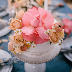 Cake - Brides of Houston Feverfew Styled Shoot