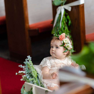 Eric and Jarlene Wedding- Flower Girl