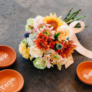 Barn at Willowynn Styled Shoot- Bridal Bouquet