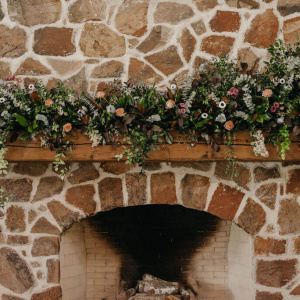 The Vine Styled Shoot- Fireplace