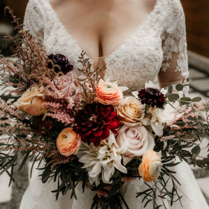 Bridal Bouquet - The Big Fake Wedding 2019