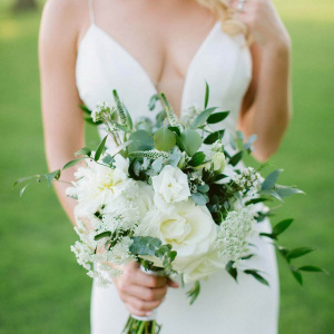 Bridal Bouquet - Taylor and Austin
