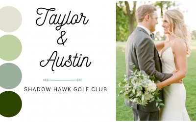 Weddings: Taylor and Austin