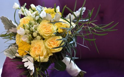 The History of the Bridal Bouquet