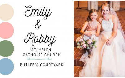 Weddings: Emily and Robby