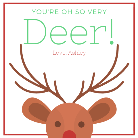 You are so Deer!