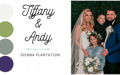 Weddings: Tiffany and Andy