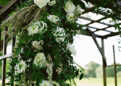 wedding-wooden-arbor-greenery-The-Tallest-Tulip-Houston-2